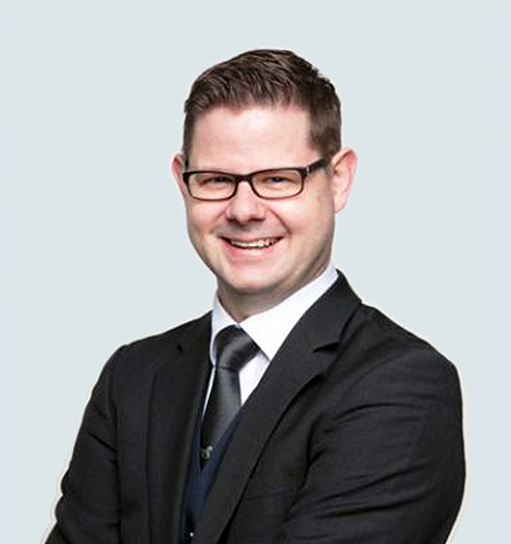 Oliver Zürcher - Sales Desk