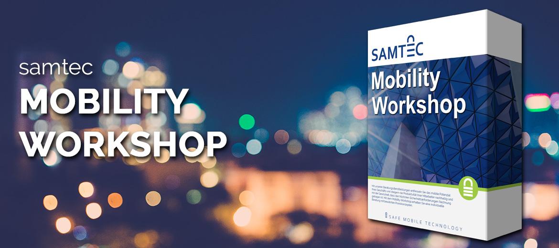 Mobility Workshop – eine ganzheitliche Analyse