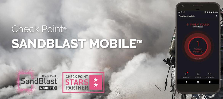 Check Point – samtec ist erster Mobile Security Partner